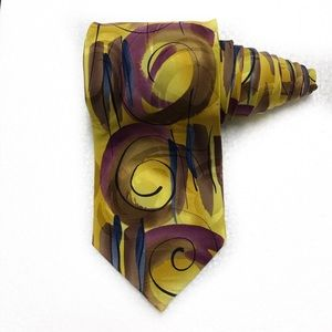 J Jerry Garcia Grateful South Of The Border Tie